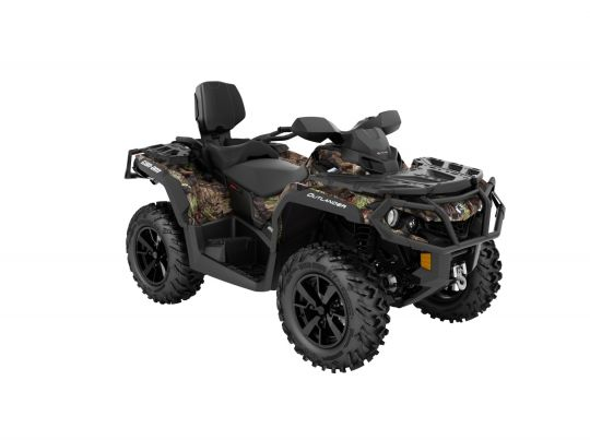 POWERSPORTS CANAM ORV_IMAGERY OUTLANDER MY20_Outlander_MAX_XT_650_Moss_040619071908_lowres