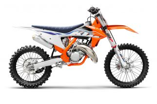 MOTORCYCLES KTM MOTOCROSS MY22 377754_125SXMY2290-right
