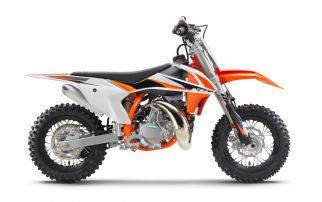 MOTORCYCLES KTM MINICYCLE MY21 50SX_4