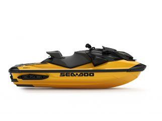 WATERSPORTS SEA-DOO_IMAGERY PERFORMANCE MY22 RXP-300 SEA-MY22-RXP-X-SS-300-Millenium-Yellow-SKU00021NL00-Studio-RSide-NA-3300x2475