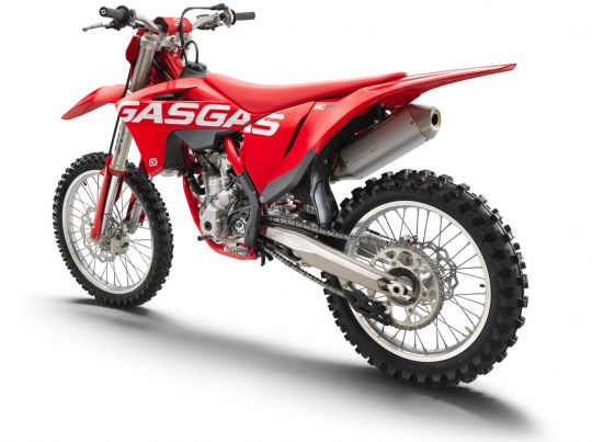 MOTORCYCLES GasGas MY21 MOTOCROSS MC_250F 3243_MC250Frearle_MY2021