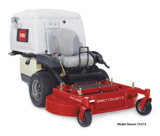 "Toro Z Master 8000 48"" Direct-Collect"