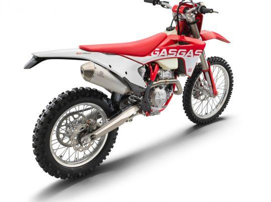 MOTORCYCLES GasGas MY21 ENDURO EC_250F 3192_EC250Frearri_MY2021