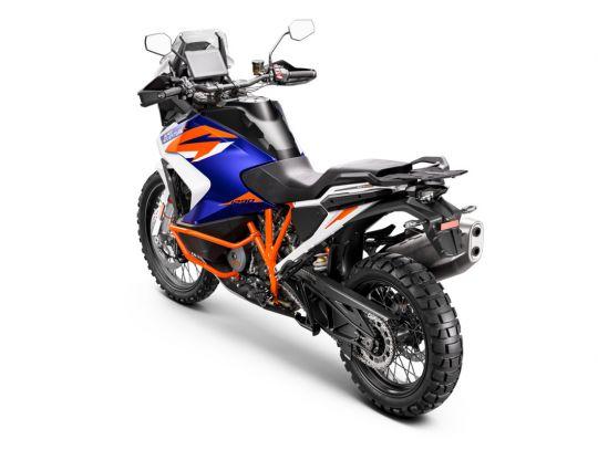 MOTORCYCLES KTM ADVENTURE MY21 1290ADV_R 370549_MY21KTM1290SUPERADVENTURER-Rear-OTspec