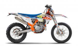 MOTORCYCLES KTM ENDURO MY22 386926_450EXC-FSixDays_90de_ri_MY22