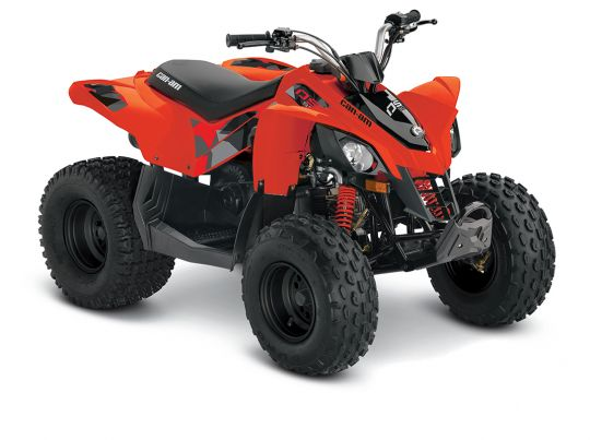 POWERSPORTS CANAM ORV_IMAGERY OUTLANDER DS90