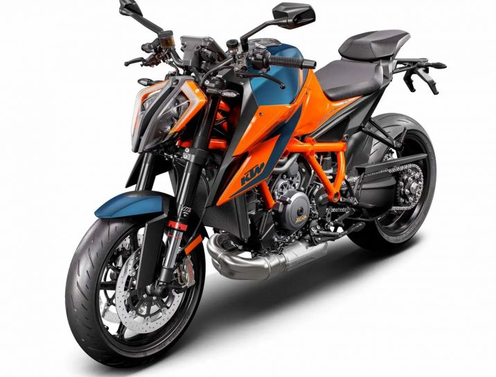 MOTORCYCLES KTM STREET MY20 1290SUPERDUKER MODEL_MY20_1290SUPERDUKER_FRONTRIGHT
