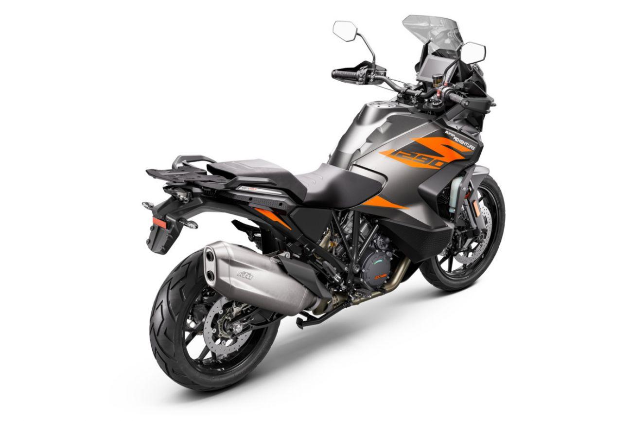 MOTORCYCLES KTM ADVENTURE MY21 1290ADV_S 370749_MY21KTM1290SUPERADVENTURES-Rear-Right