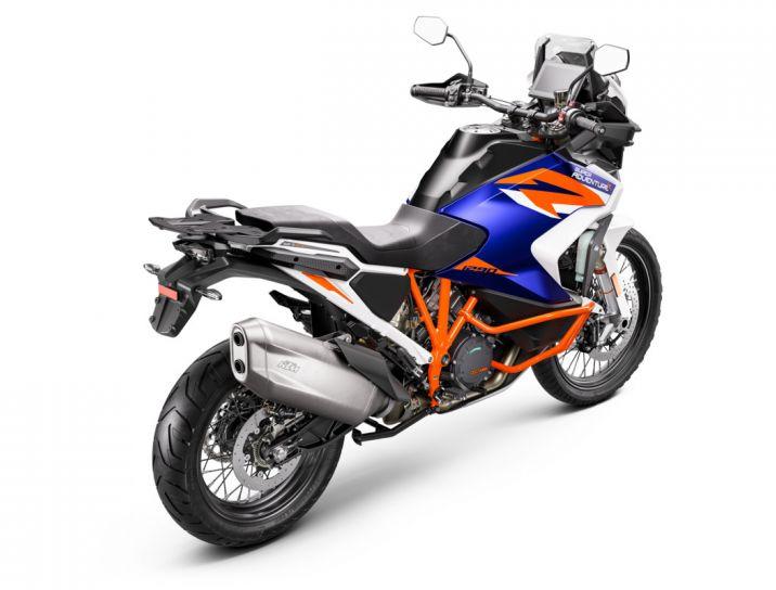 MOTORCYCLES KTM ADVENTURE MY21 1290ADV_R 370544_MY21KTM1290SUPERADVENTURER-Rear-Right