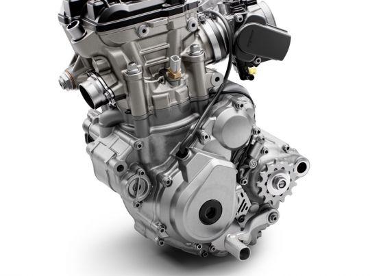 MOTORCYCLES GasGas MY21 MOTOCROSS MC_250F 3116_MC250F_Engine_Left