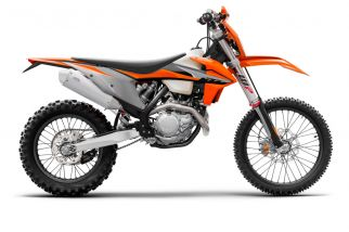 MOTORCYCLES KTM ENDURO MY21 450_EXCF_1