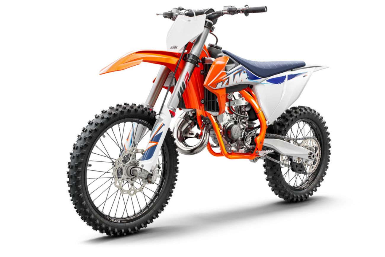 MOTORCYCLES KTM MOTOCROSS MY22 377760_150SXMY22Front-left
