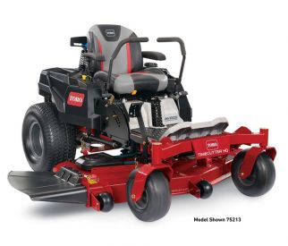 POWER_EQUIPMENT TORO ZERO_TURN_MOWERS TIMECUTTER_HD MODEL_75211_MAINSHOT