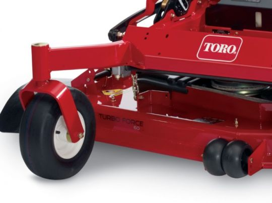 POWER_EQUIPMENT TORO PROFESSIONAL_ZERO_TURN RUGGEDFRAME