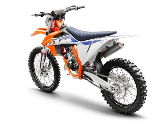 MOTORCYCLES KTM MOTOCROSS MY22 377757_125SXMY22Rear-left