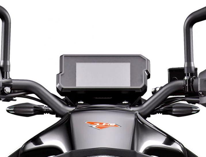 MOTORCYCLES KTM STREET MY20 390DUKE MODEL_MY20_390DUKE_DISPLAY